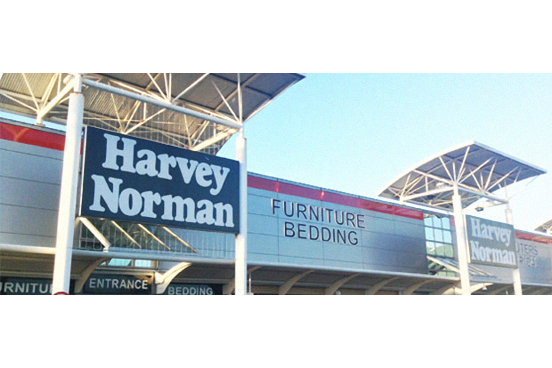 CSR and Harvey Norman